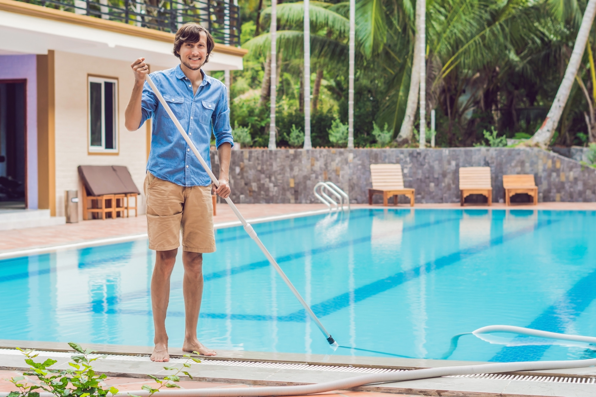 Points to help you choose a good swimming pool contractor