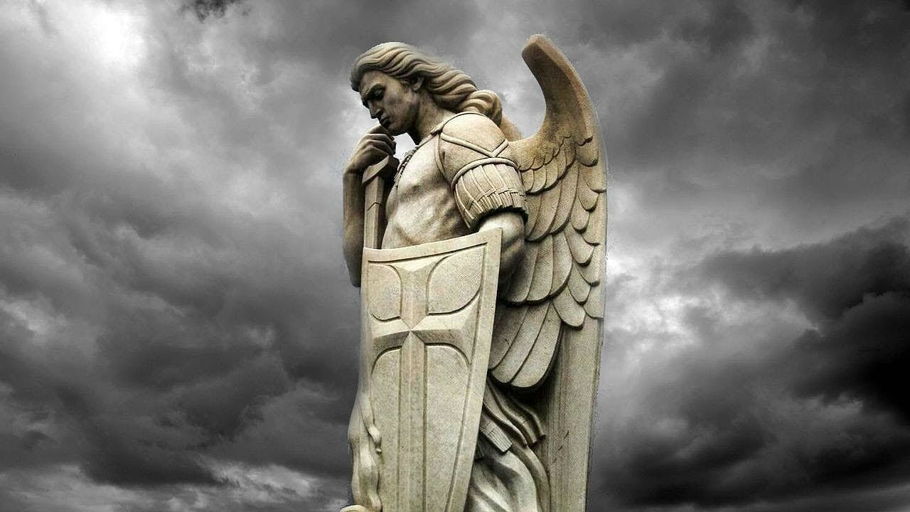 The story of Saint Michael the archangel